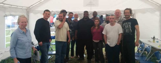 Details from the August Grand Jury assembly on behalf of an unlawful eviction in Luton