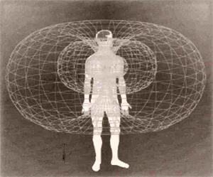 Heart based Electromagnetic field